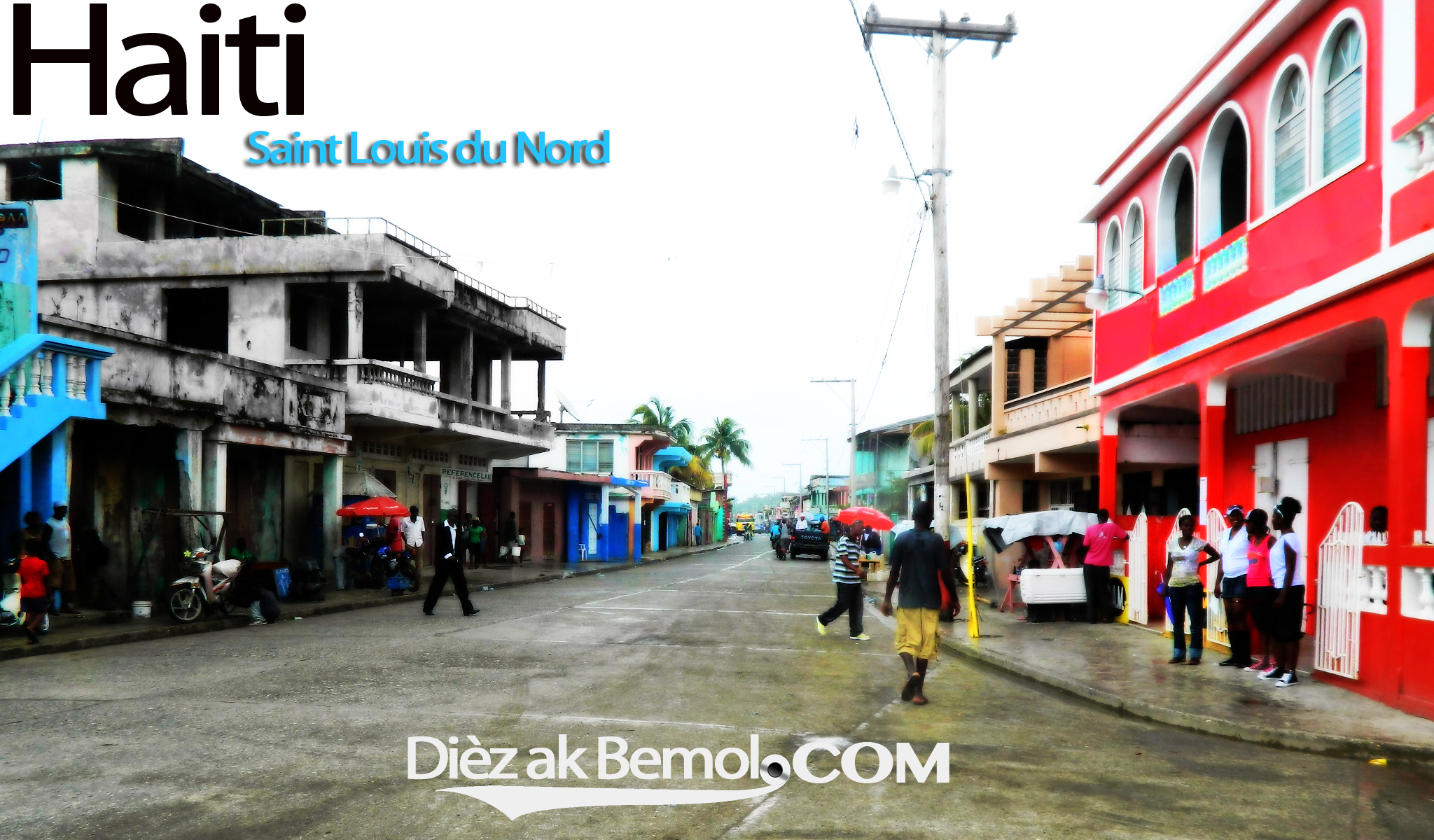 Ouest Haiti  City new picture : Haïti en Photo: Departement du Nord Ouest | Dièz & Bemòl